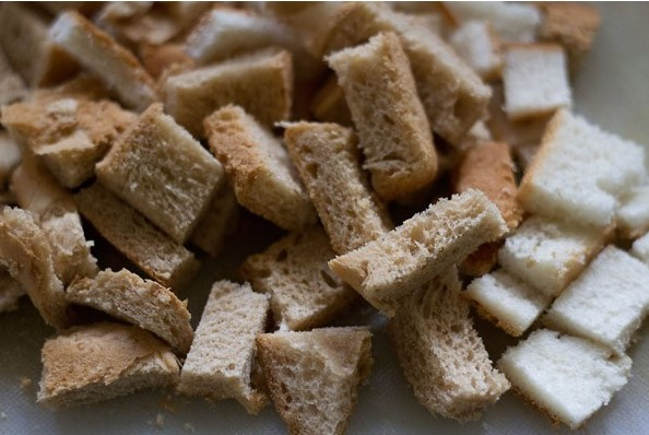 resepi puding roti kukus karamel simple tanpa telur 01