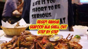 resepi rahsia seafood ala shell out homemade sedap di rumah