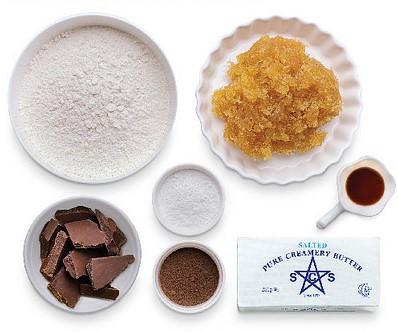 bahan bahan tart nenas brownies coklat