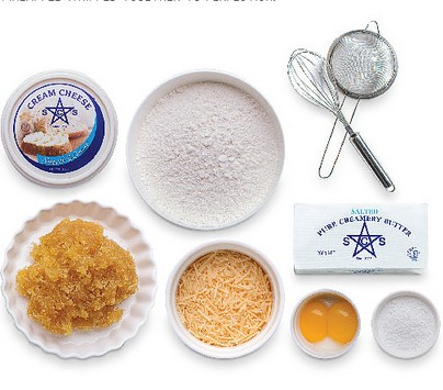 bahan bahan resepi tart nenas cream cheese paling sedap