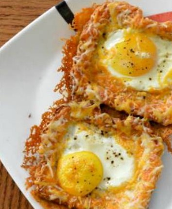 resepi roti bakar telur cheese untuk berbuka dan sahur