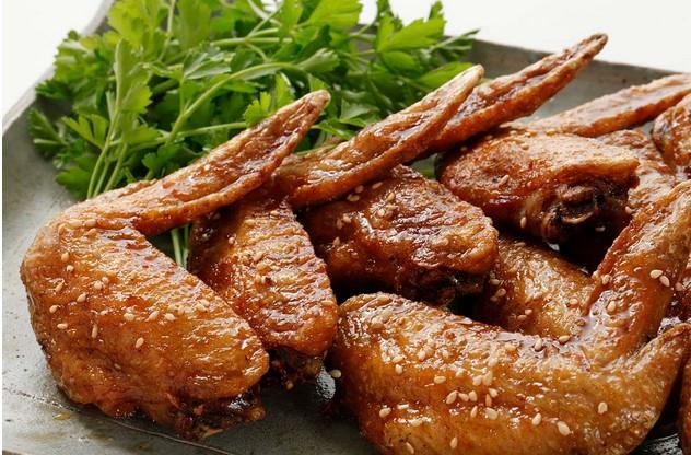 resepi sayap ayam panggang untuk berbuka puasa