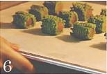 resepi tart nenas matcha green tea sedap mudah 06