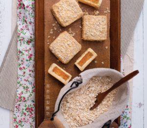 resepi tart nenas oatmeal sihat sedap mudah