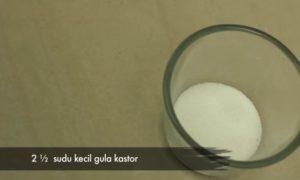 bahan bahan popia nestum sukatan cawan 05 gula kastor