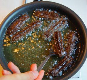 resepi cara buat churros oreo mudah step by step 09