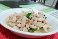 resepi ayam masak halia berkuah chinese style simpel