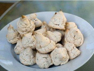 resepi cara buat almond rocher sedap mudah step by step 08