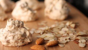 resepi cara buat almond rocher sedap mudah step by step
