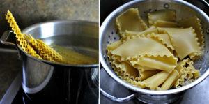 resepi lasagna ayam cheese langkah demi langkah 01