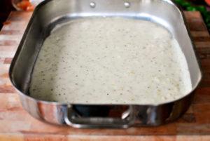 resepi lasagna ayam cheese langkah demi langkah 08