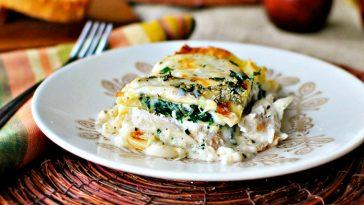 resepi lasagna ayam cheese sedap lazat simple senang