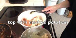 resepi shepherd pie daging sedap step by step 11
