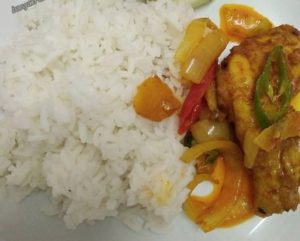 resepi ayam masak kunyit halia mudah sedap step by step 07