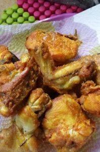 resepi ayam masak kunyit pedas cili padi ala thai 03