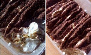 resepi kek tiramisu guna biskut marie paling senang