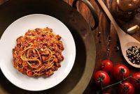 resepi spaghetti bolognese prego mudah sedap step by step