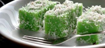 resepi kuih kaswi pandan goyang sukatan cawan