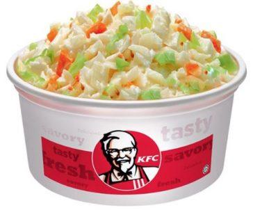 resepi coleslaw salad homemade kfc tanpa susu 02
