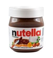 resepi kek coklat topping nutella