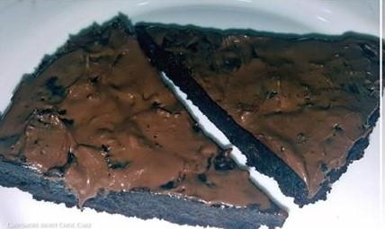 Resepi Kek Coklat Topping Nutella Paling Ringkas Dan Meleleh