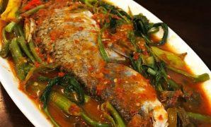 resepi kengsom ikan siakap ala thai
