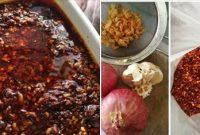 resepi pes sambal serbaguna