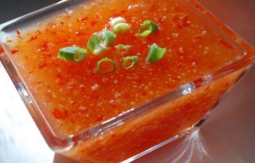 resepi sos ala thai sedap homemade halal