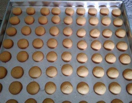 resepi biskut snow almond sukatan cawan 02