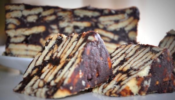 resepi kek batik cappucino ala sarawak