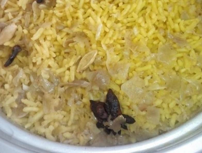 resepi nasi ganja sedap mudah sukatan cawan 05