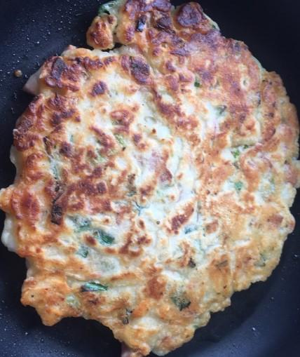 resepi okonomiyaki pancake jepun sedap senang 05