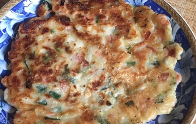 resepi okonomiyaki pancake jepun sedap senang 06