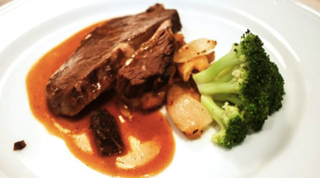beef sirloin in onion sauce low cholesterol recipe