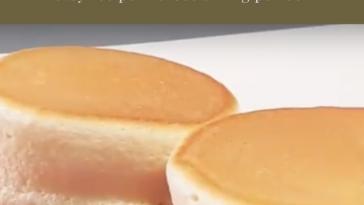 resepi souffle pancake gebu jepun tanpa baking powder confirm jadi pinterest
